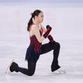 紀平梨花 (Photo by Joosep Martinson - International Skating Union/International Skating Union via Getty Images)