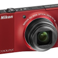 COOLPIX S8000のフラッシュレッド