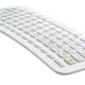 「Microsoft Arc Keyboard」(ホワイト)