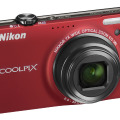 COOLPIX S6000フラッシュレッド