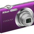 COOLPIX S3000ビビッドピンク