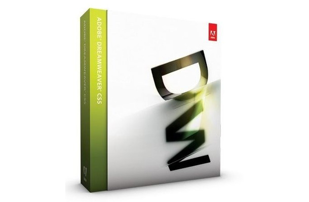 「Adobe Dreamweaver CS5」パッケージ