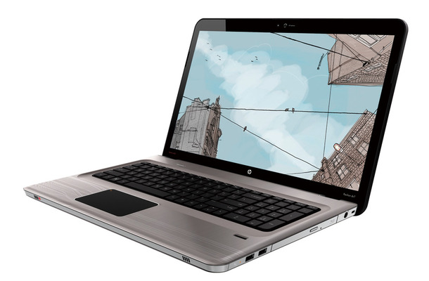 17.3V型液晶「HP Pavilion Notebook PC dv7/CT」