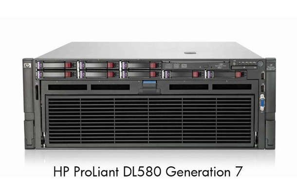 HP ProLiant DL580 Generation 7