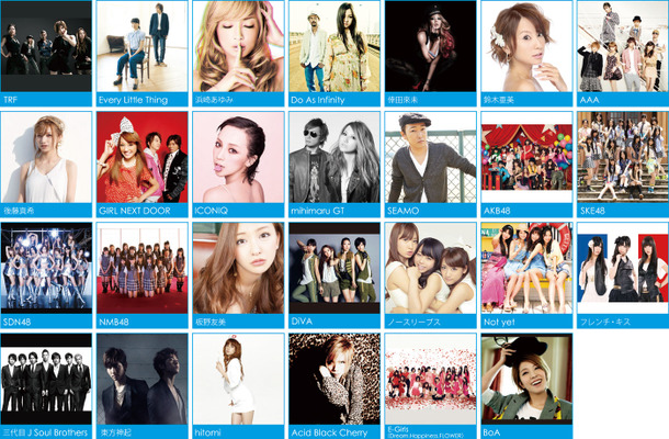 a-nation for Life出演者