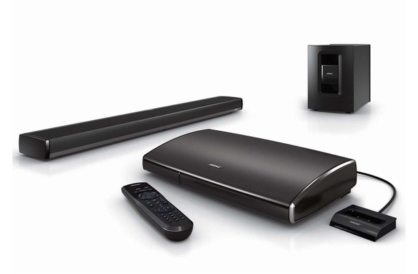 「Lifestyle 135 home entertainment system」