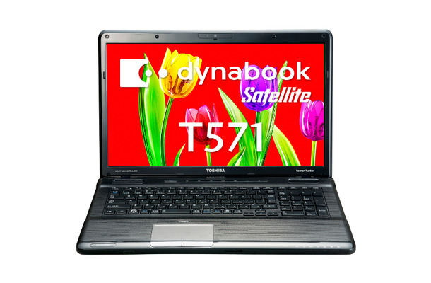 「dynabook Satellite T571」