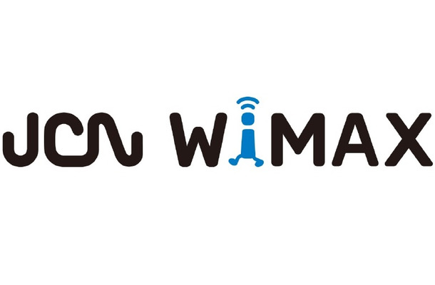 「JCN WiMAX」ロゴ