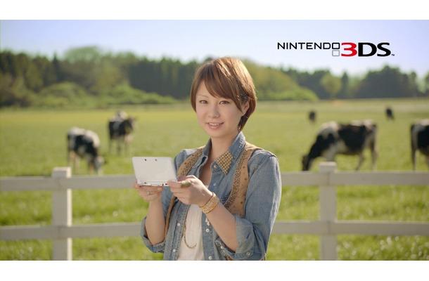 モデルの田中美保が一生懸命アヒル口に……3DS「牧場物語」CM先行公開 ...