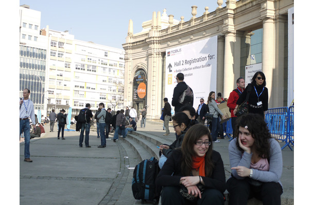 「Mobile World Congress 2012」
