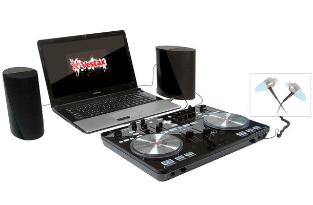「DR6A-BS25-TY」のノートPC/DJコントローラー/スピーカー/イヤホン