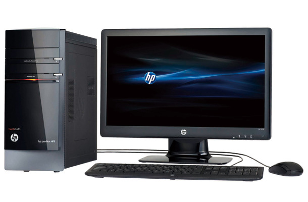 「HP Pavilion Desktop PC h8-1290jp」