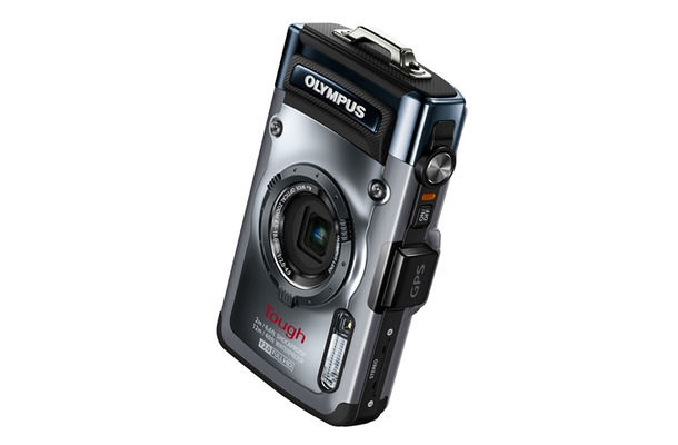 「OLYMPUS Tough TG-1」縦