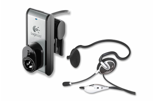 Qcam for Notebooks Pro with Headset
