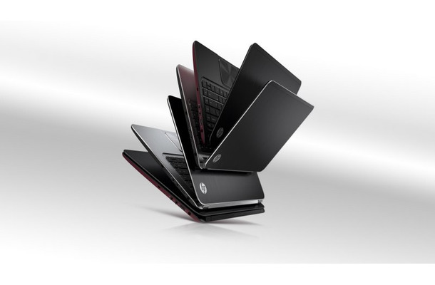 HP ENVY Sleekbook & Ultrabook