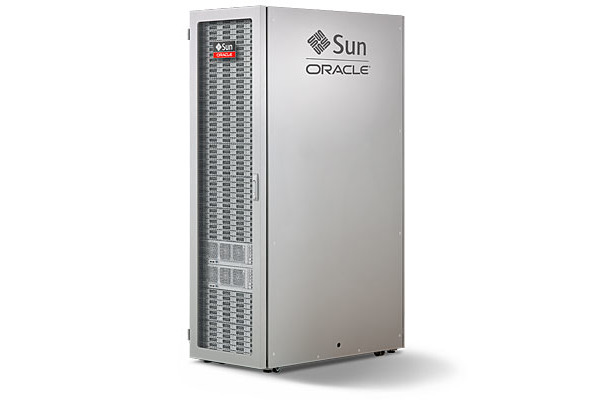 「Sun ZFS Backup Appliance」の画像