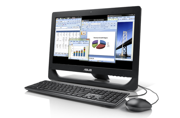 20型液晶一体型「All-in-One PC ET2012EUTS/ET2012EUKS」