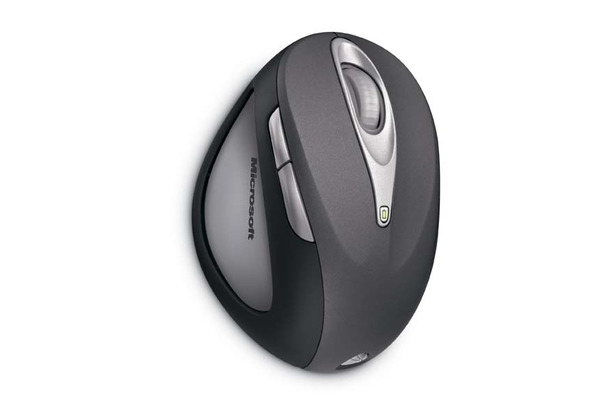 Natural Wireless Laser Mouse 6000