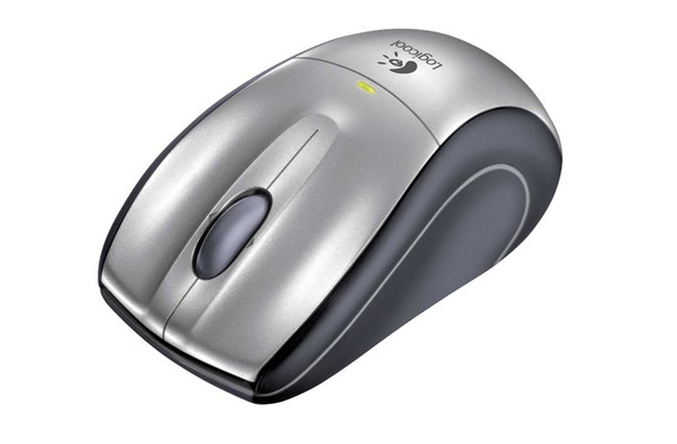 V320 Cordless Optical Mouse for Notebooks