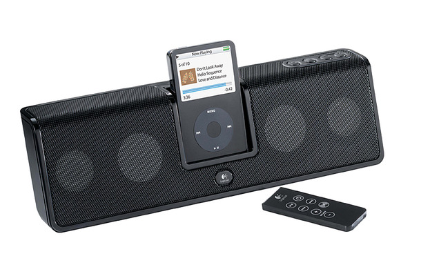 mm50 Portable Speakers for iPod(ブラック)