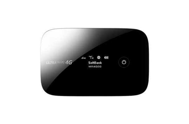 「ULTRA WiFi 4G SoftBank 102HW」