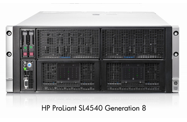 HP ProLiant SL4540 Generation 8