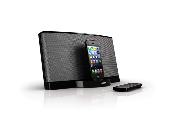 Lightningコネクタに対応したiPhone/iPodドック搭載スピーカー「SoundDock Series III digital music system」