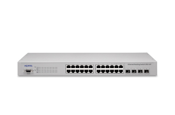 Nortel Ethernet Routing Switch 3510