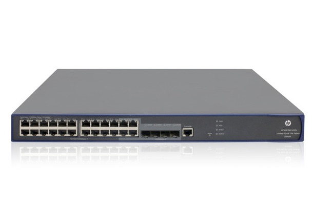 HP 830 PoE+ Unified Wired-Wireless LANControllerシリーズ