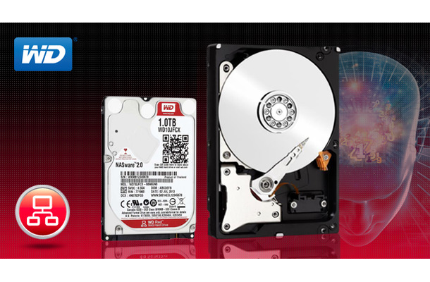 WD Red シリーズHDDのレビュアー募集