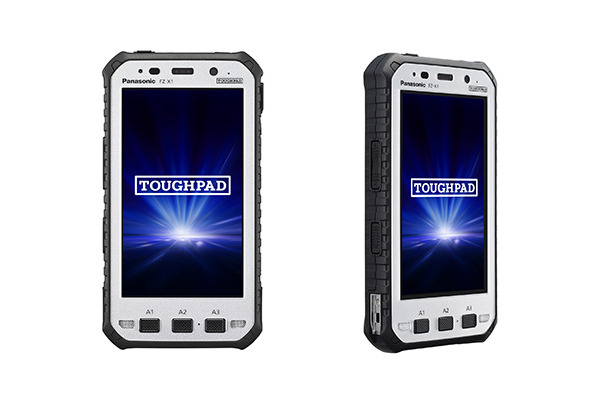 LTE対応でAndroid OS搭載のパナソニック製堅牢タブレット「TOUGHPAD  FZ-X1」