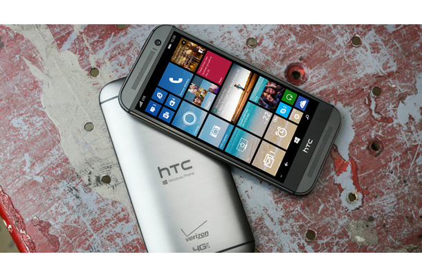 「HTC One(M8)」のWindows Phone版「HTC One(M8) For Windows」