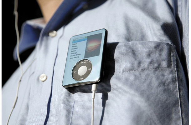 TUNESHELL Mirror for iPod nano