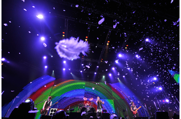 『Over The L'Arc-en-Ciel』
