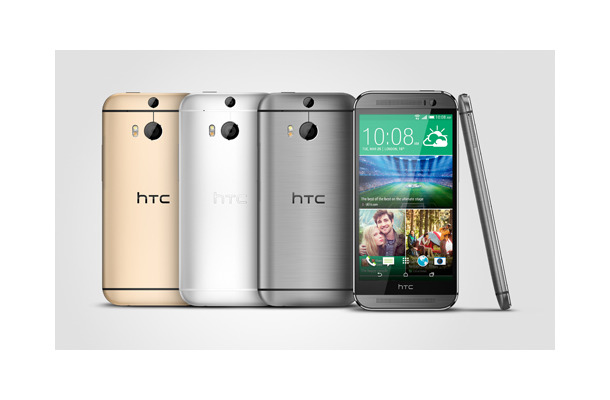 Android 5.0へアップデートされる「HTC One(M8)」