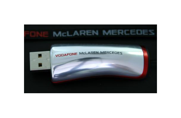 Vodafone McLaren Mercedes U Disk MP4-22