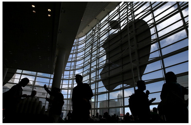 「WWDC 14」の様子 (C) Getty Images