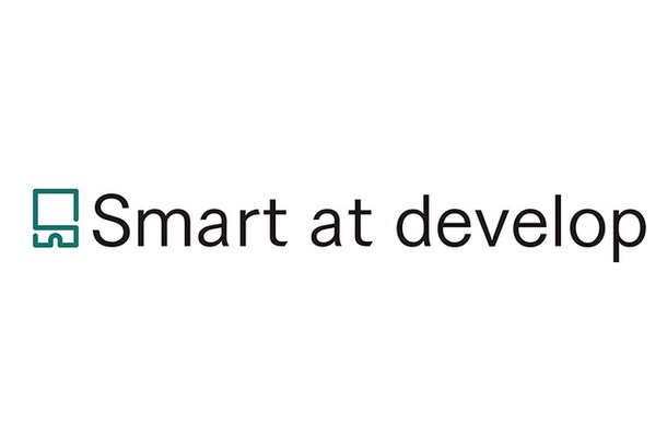 「Smart at develop」ロゴ