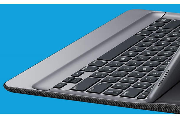 「Smart Connector」搭載のキーボード付きカバー「CREATE Keyboard Case for iPad Pro」