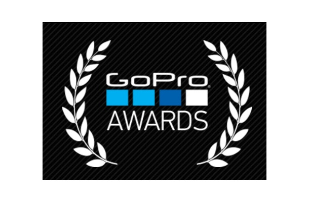 「GoPro Awards」ロゴ