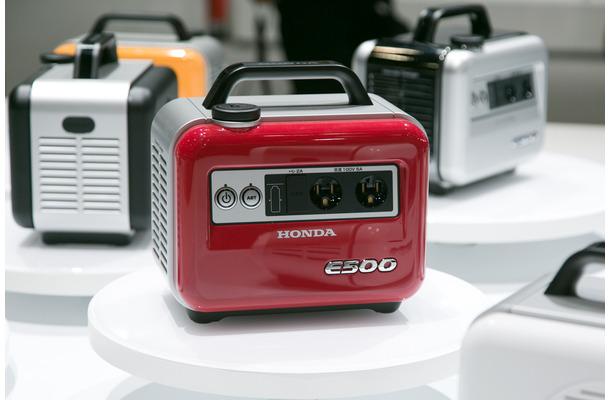 ホンダ 小型 発電 機