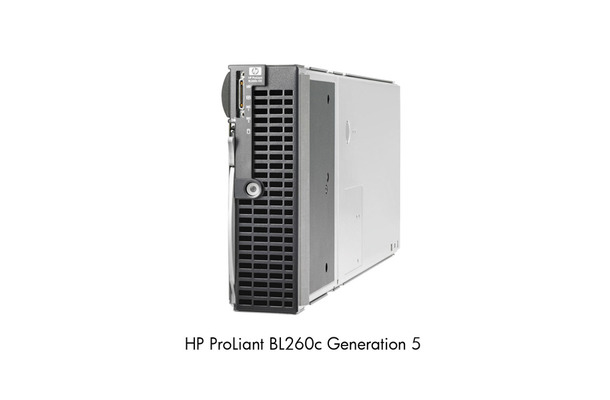 HP ProLiant BL260c Generation 5