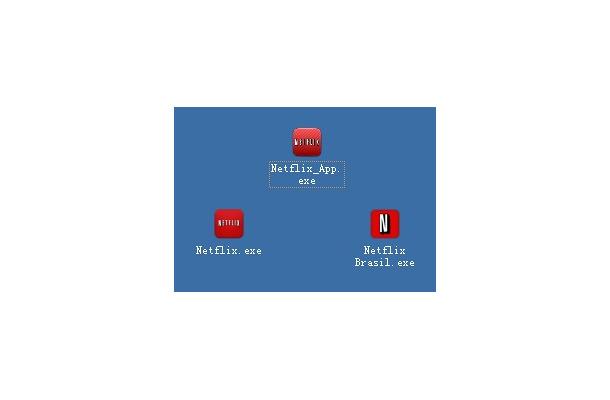「Netflix」ソフトウェアに偽装した悪質なファイル