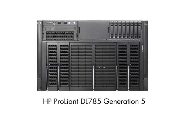 HP ProLiant DL785 Generation 5