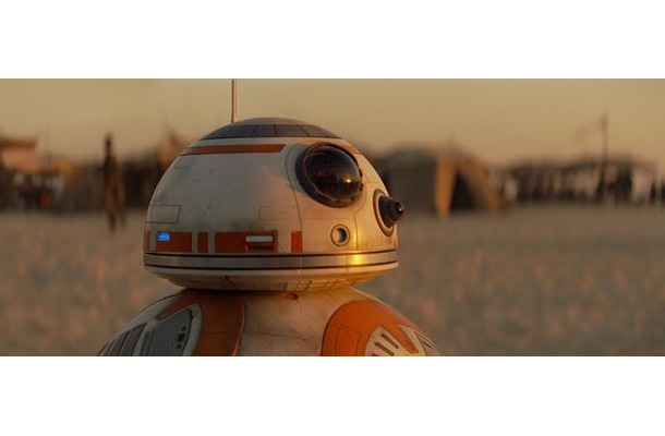 BB-8 /『スター・ウォーズ/フォースの覚醒』 (C) 2015Lucasfilm Ltd. & TM. All Rights Reserved