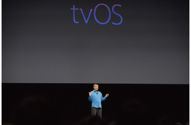 tvOS (c)Getty Images