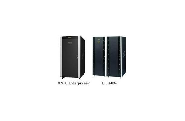 SPARC Entertprize / ETERNUS