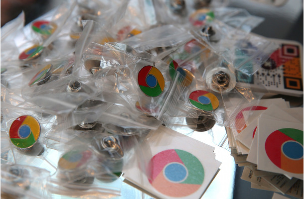 Google Chrome (C)Getty Images