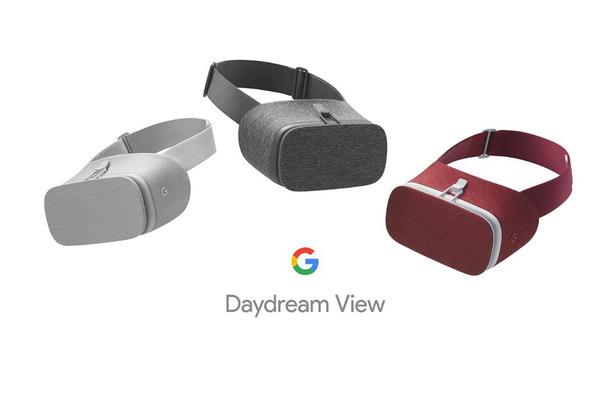 Google、約8,000円の自社製VRヘ...