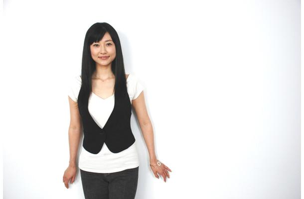 「打撃天使ルリ」主演の菊川怜がドラマへの意気込みを